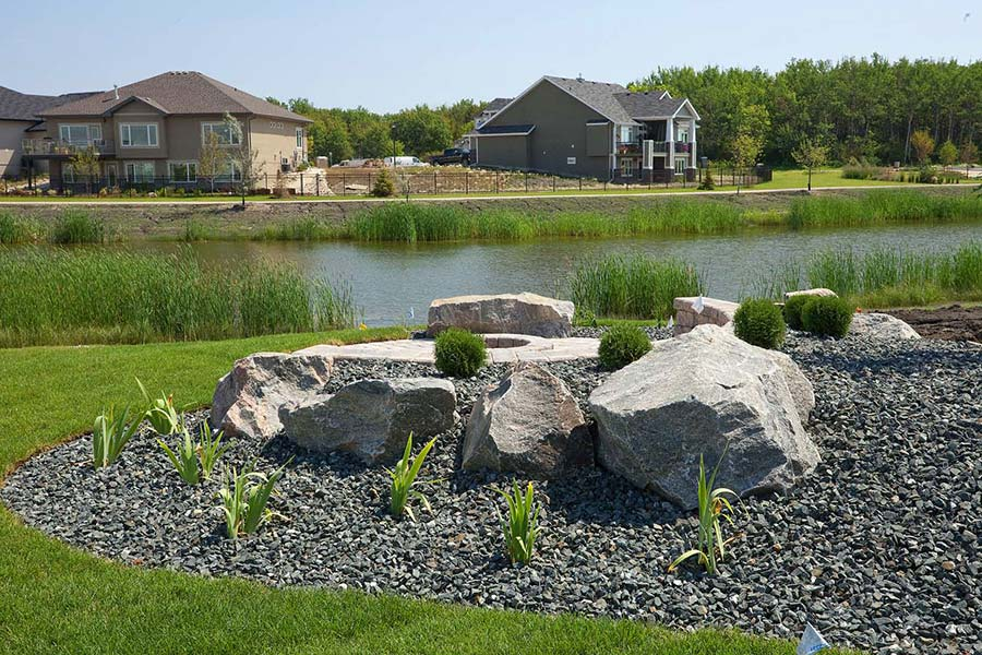 Natural Stone Structure : Our services dreamscape landscaping